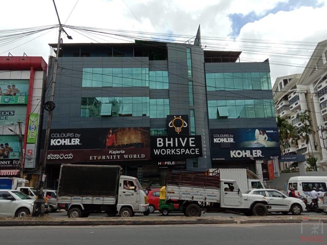 BHIVE Koramangala-Koramangala
