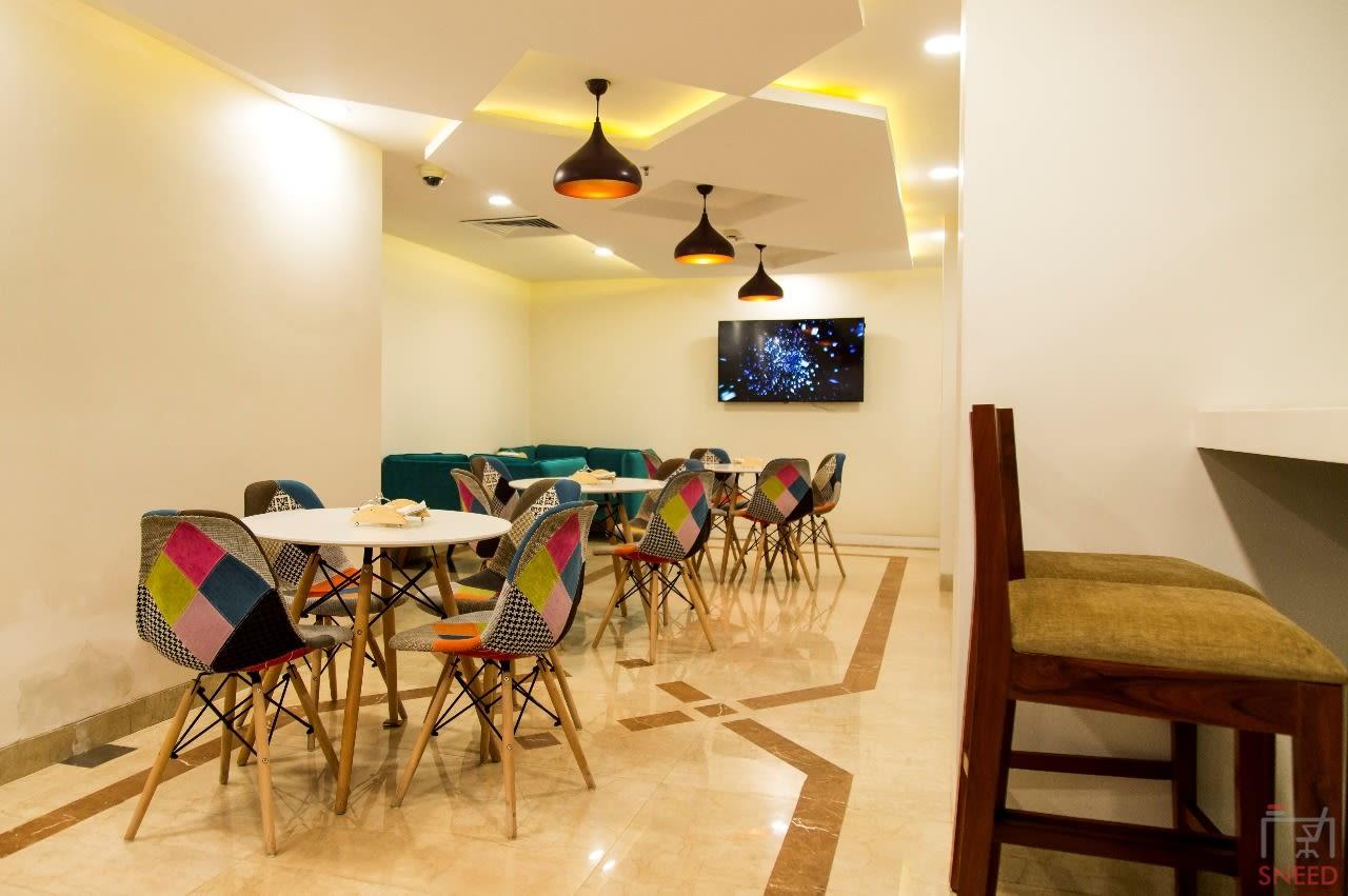 Avanta Business Centre ITT-Nehru Place