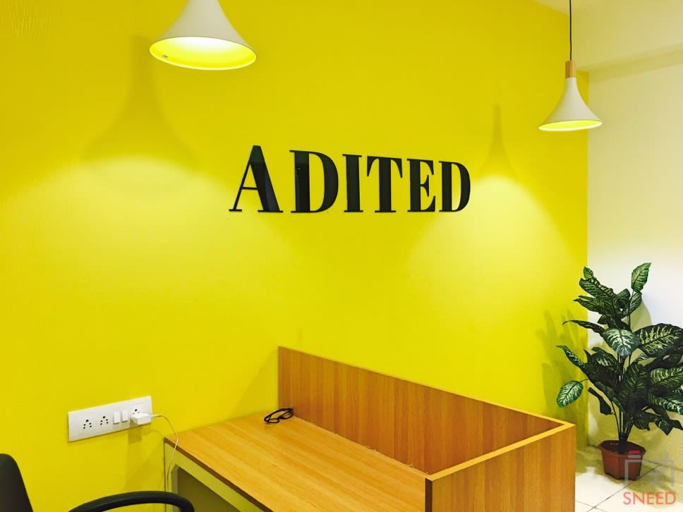 Adited Coworking 2.0-AB Road