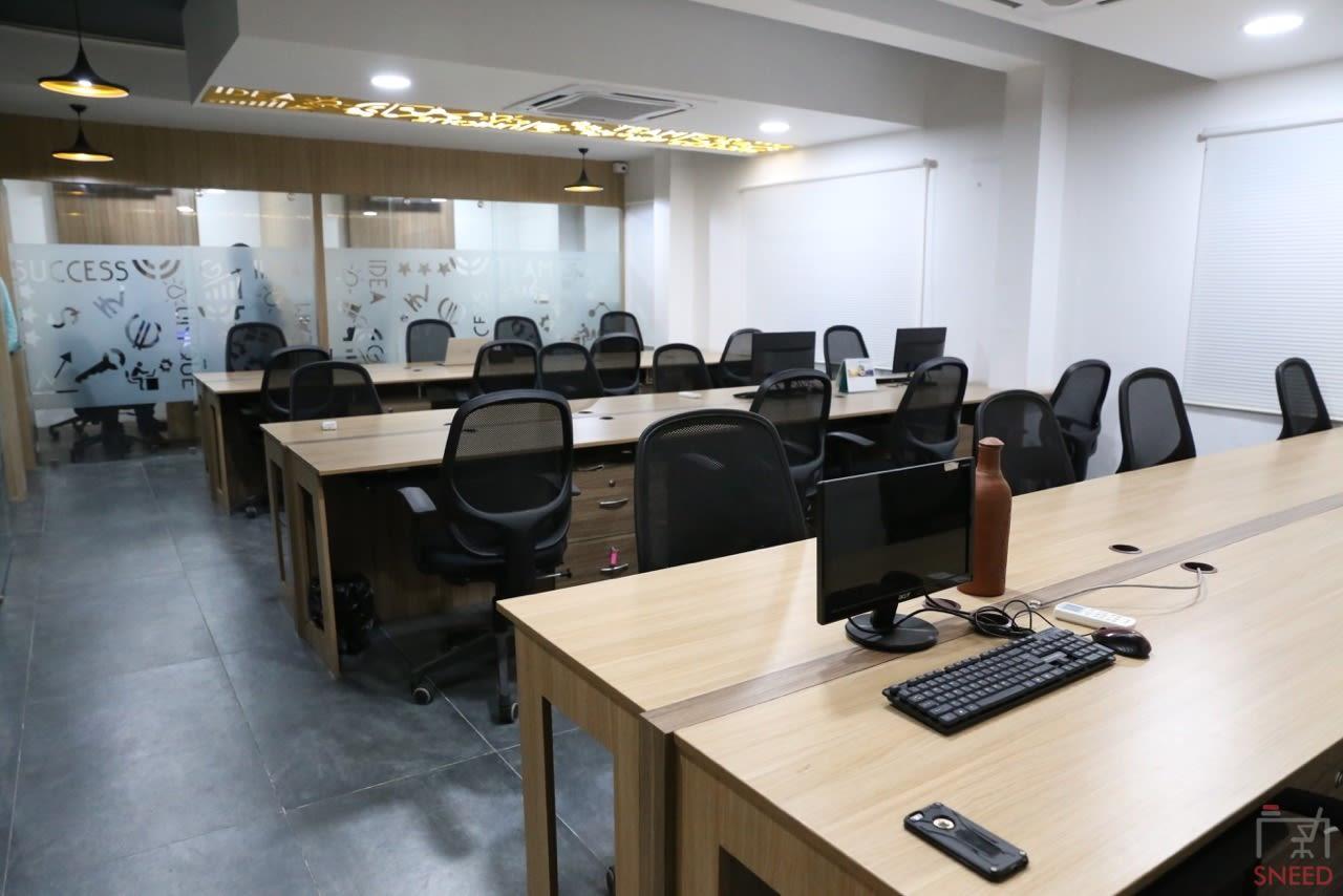 Vantage Coworking-Adyar