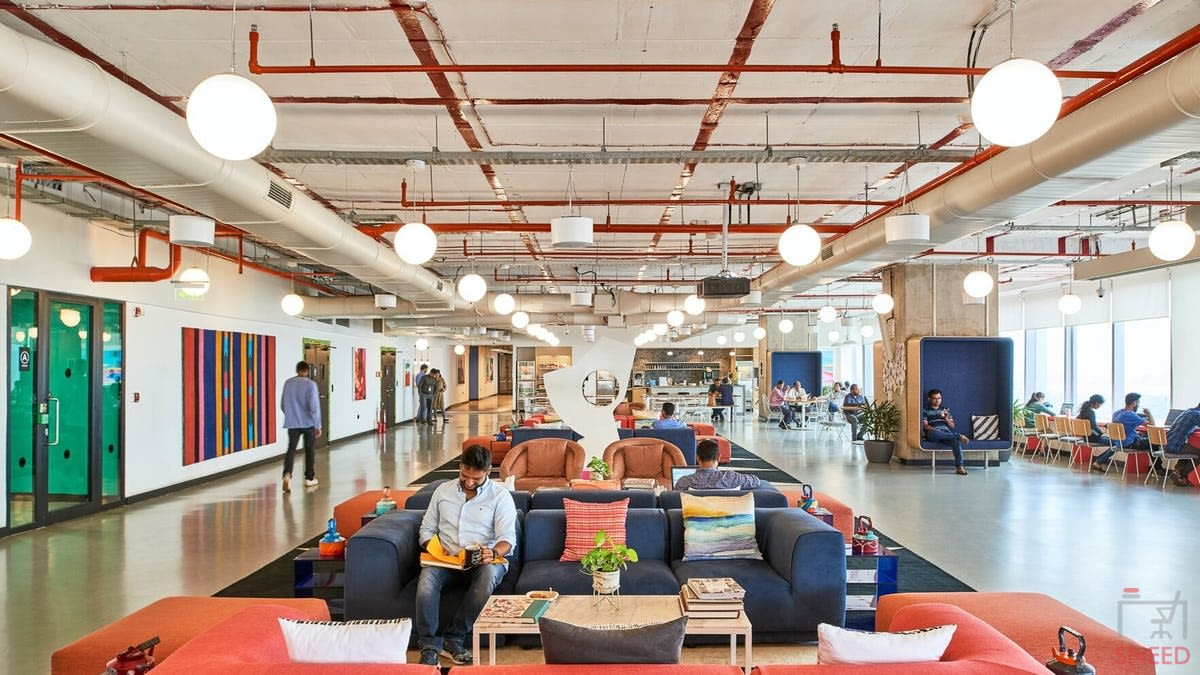WeWork Seawoods Grand Central-Nerul