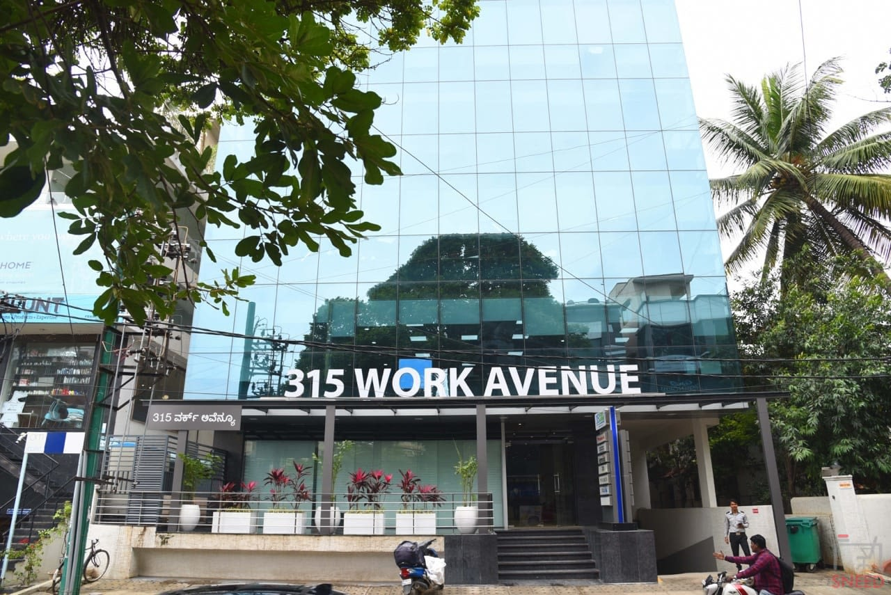 315 Work Avenue KRM2-Koramangala