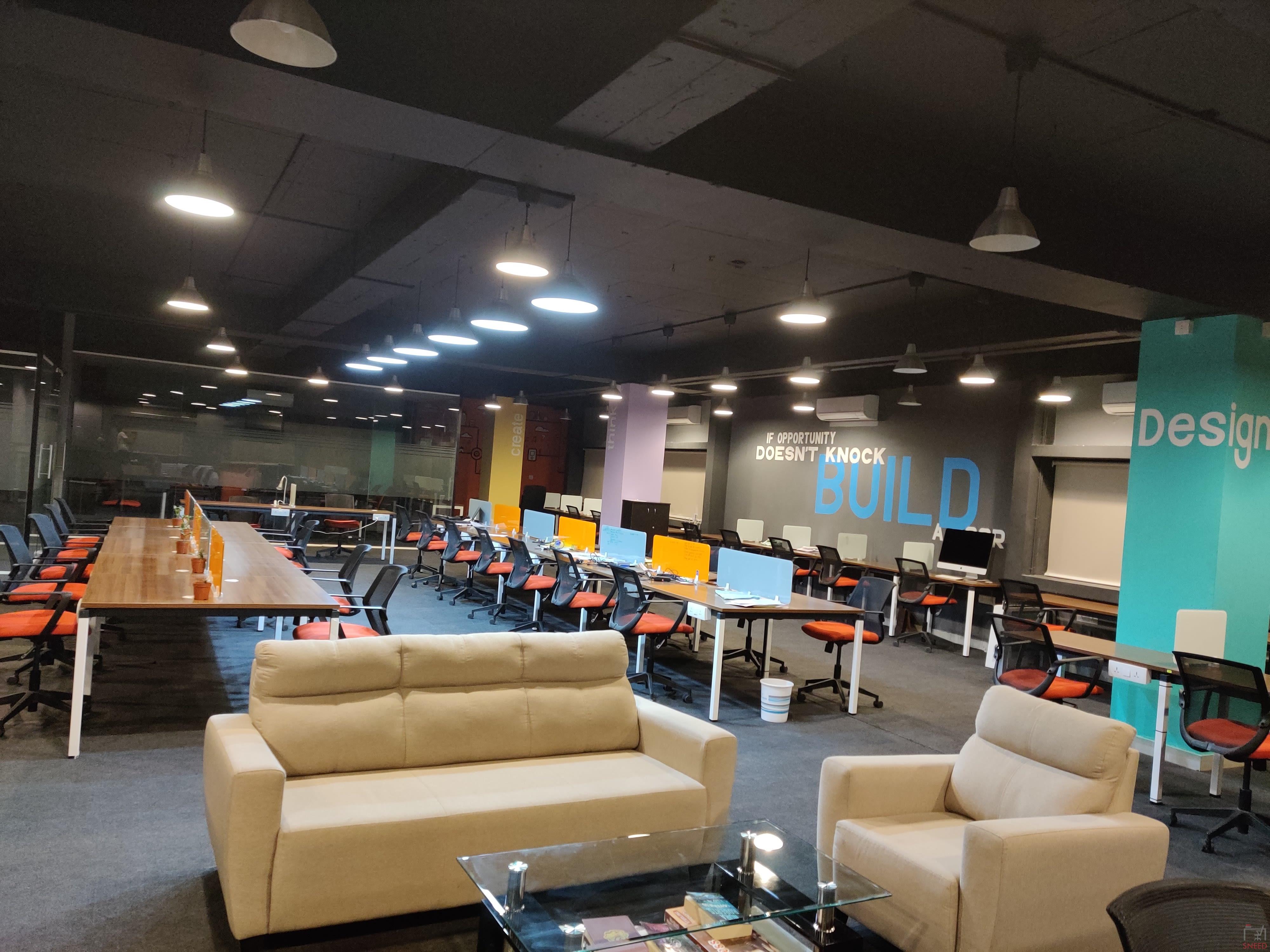 Muse Hub Coworking Space-Marathahalli