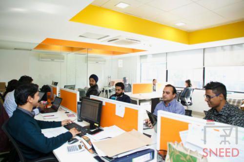 Gowork India -Udyog Vihar