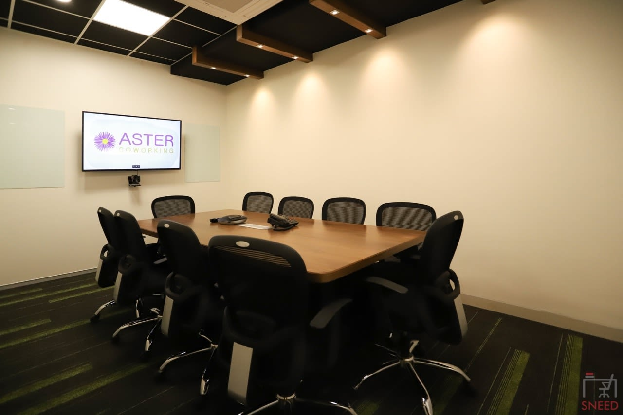 Aster Coworking-Shivaji Nagar