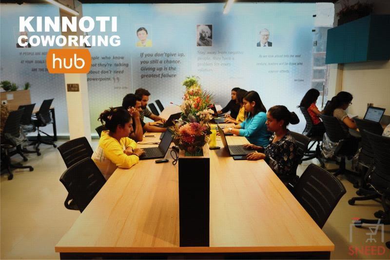 Kinnoti Coworking Hub-Mohan Estate