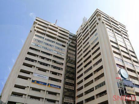 Flexible office Raheja Towers-MG Road