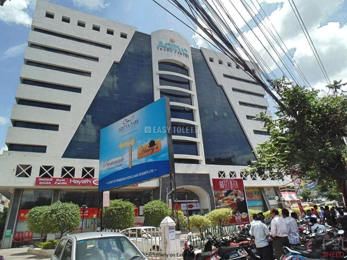 Aditya Trade Center-Ameerpet