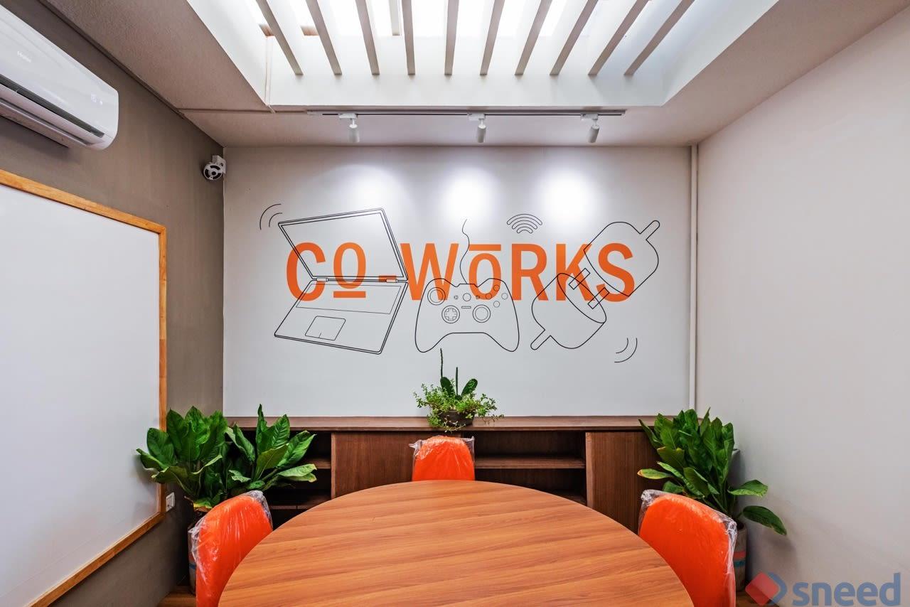 CoWorks-Neelankarai