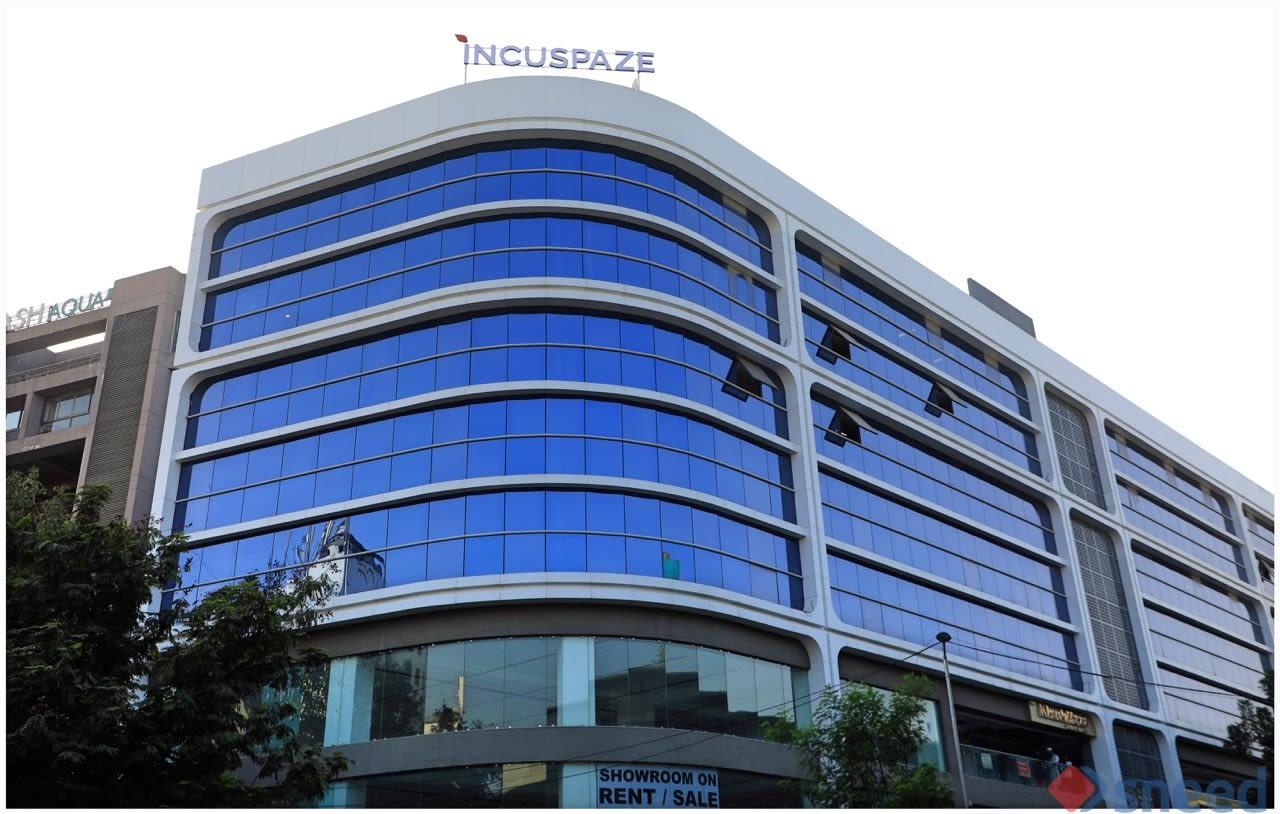 Incuspaze The Link-Navrangpura