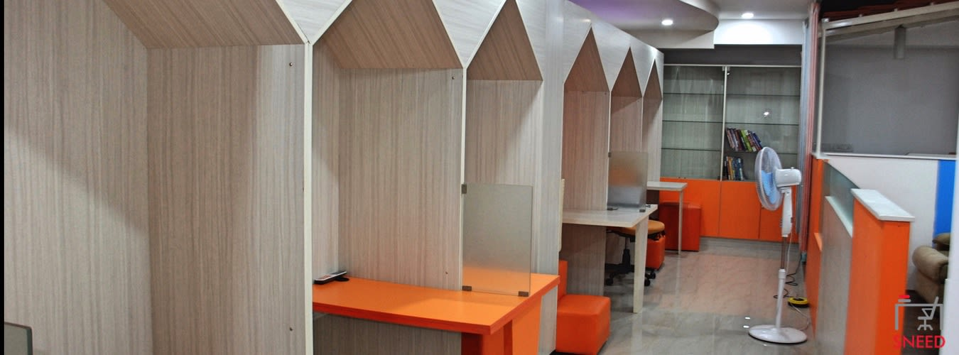 Solo Cubes-MG Road