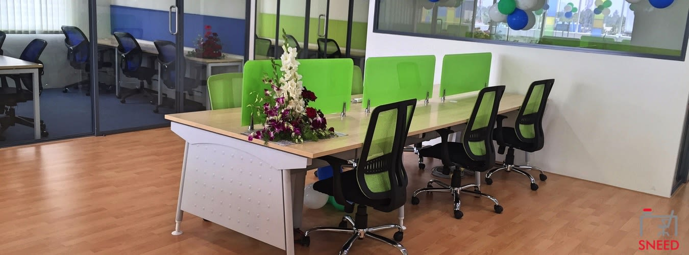Lorven Workspaces-Koramangala