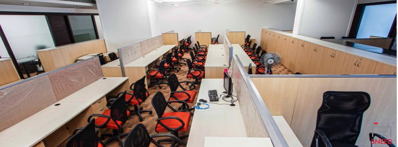 WorkSquare Lower Parel-Lower Parel