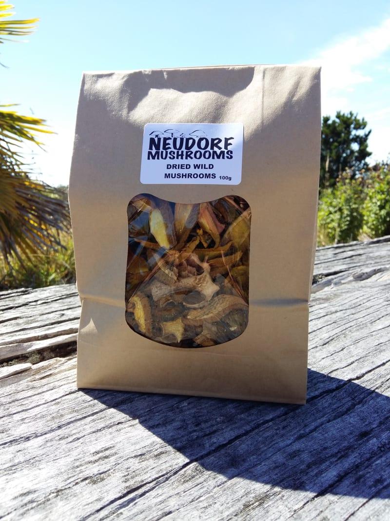 Image of Wild Mushroom Mix - 100g