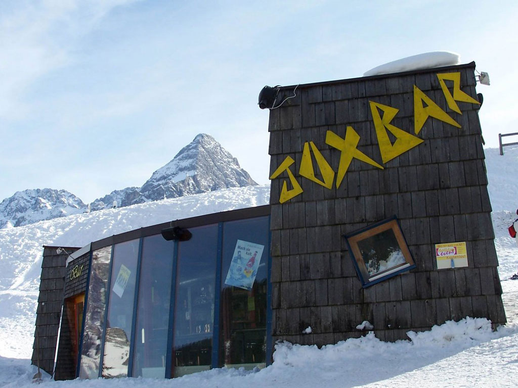 Kuhstall in Ischgl