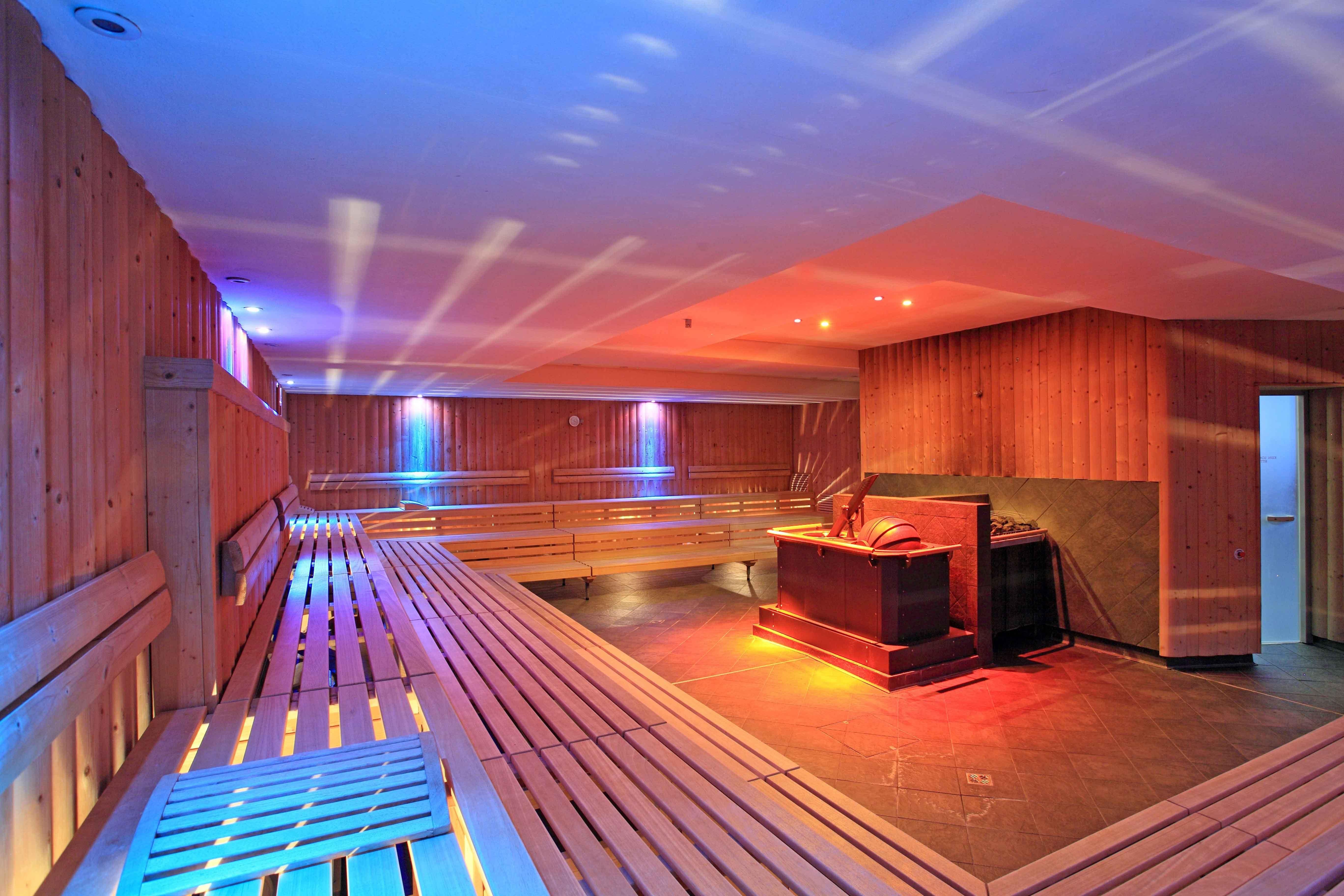 Sauna in Wave - Wörgler Wasserwelten