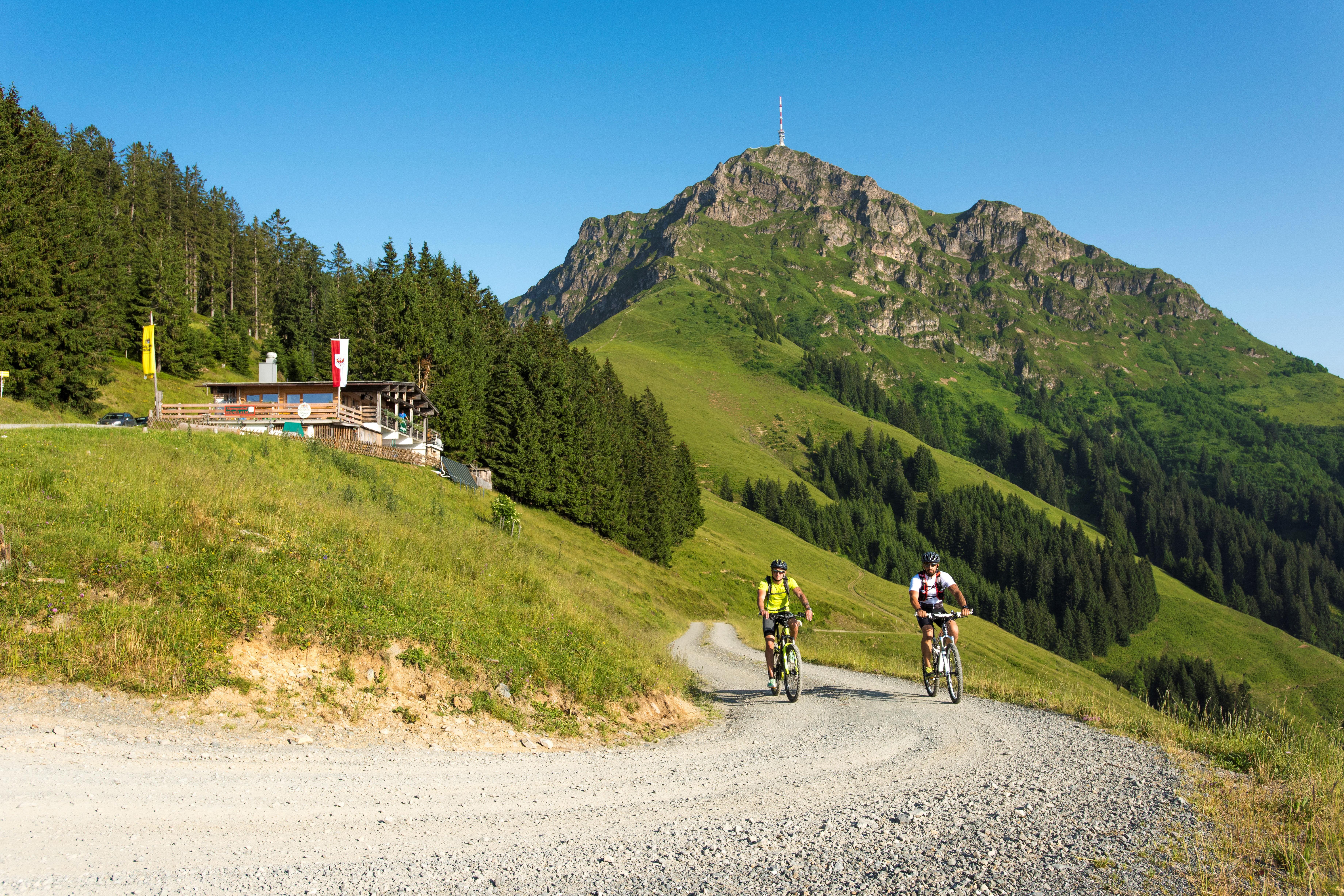 Mountainbiken Oberndorf