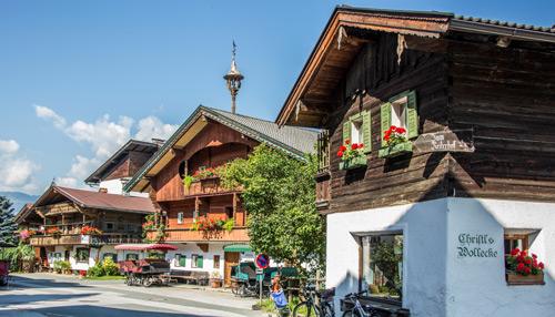 Huizen in Westendorf