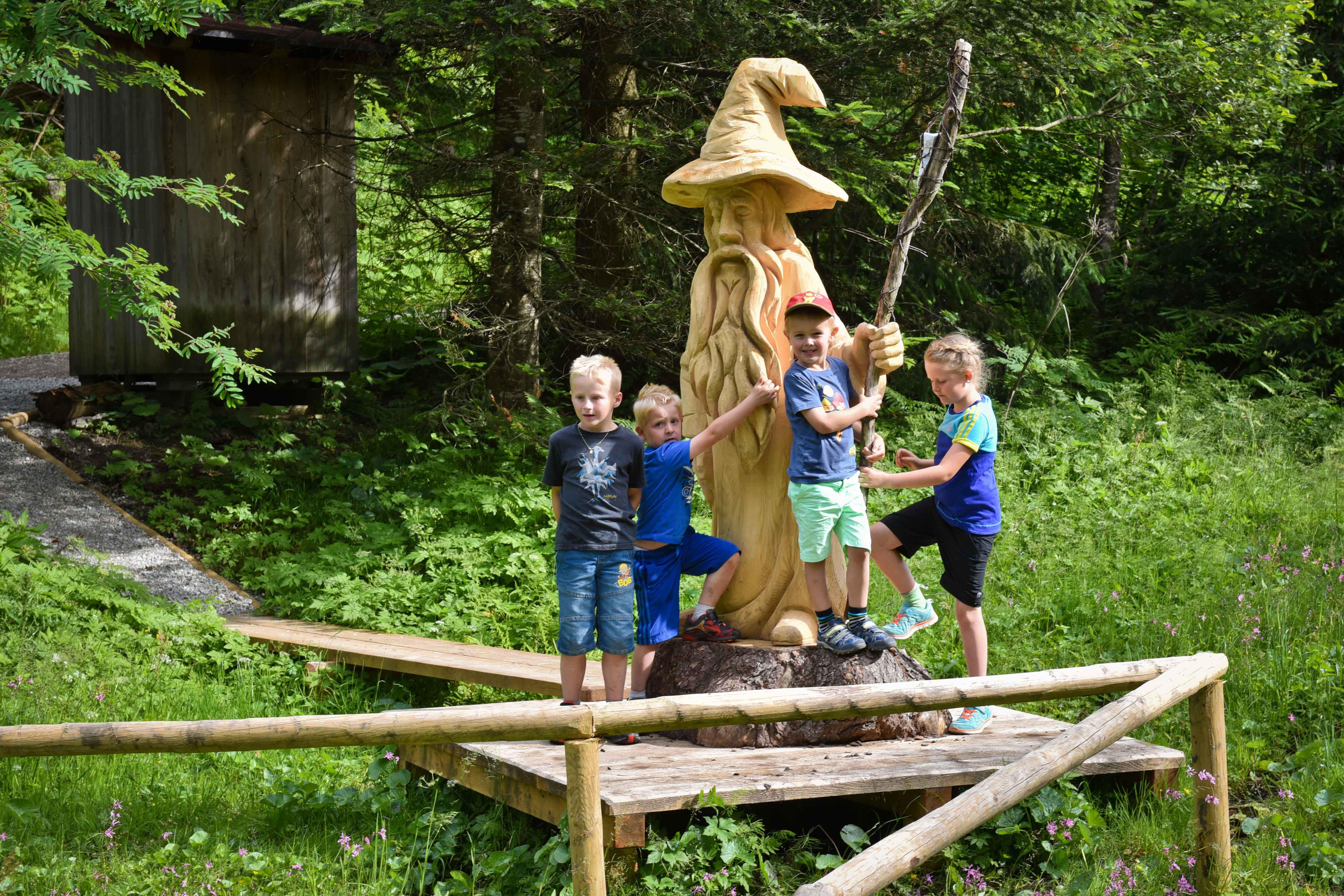 Familievakantie in het Alpbachtal