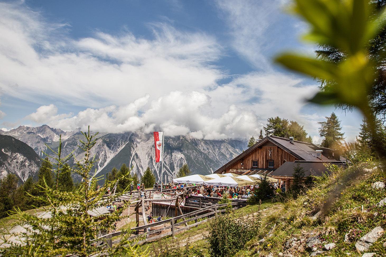 Berghut TirolWest