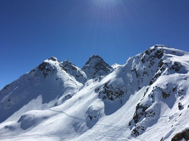 beste skigebiete europa