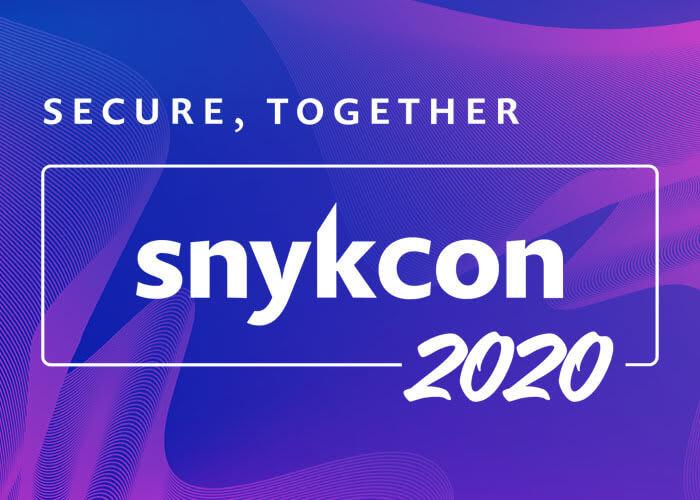 SnykCon 2020