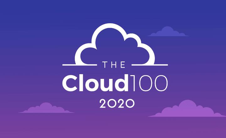 Forbes Cloud 100 company
