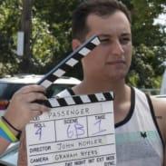 teen actors with slate