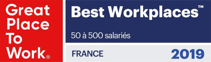 Great Place To Work France 2019