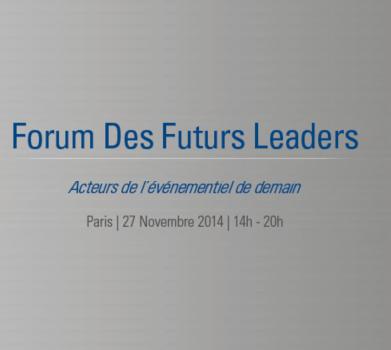 Futurs Leaders de l'événementiel à saisir !