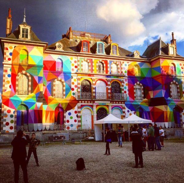 les évènements street-art à ne pas manquer à Paris cet hiver et au printemps
