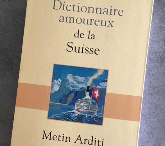 L'écrivain Metin Arditi déclare sa flamme à la Suisse