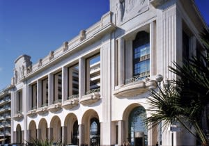 Visite du Palais de la Méditerranée : Un hôtel 100% engagé