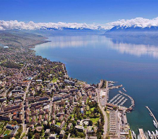 Les villes à taille humaine ont la cote #2 Lausanne – un séminaire pour vous en mettre plein la vue
