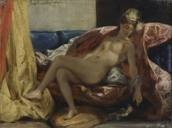 L'exposition Delacroix gratuite en Juillet