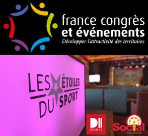 Social Dynamite & Double 2 propulsent les #EtoilesduSport au sommet du digital !