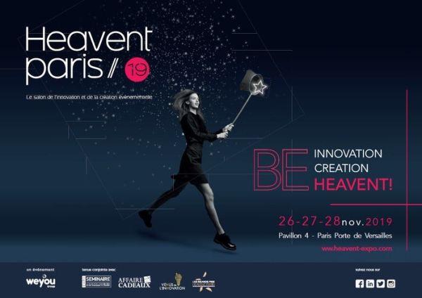 [Événement] Salon Heavent : compte rendu de l'édition 2019