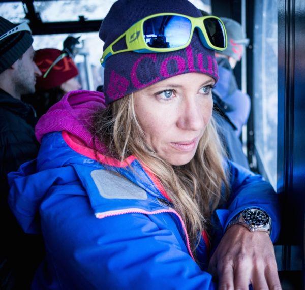 Géraldine Fasnacht, aventurière : «L'expérience ne s'achète pas. On apprend du terrain… »