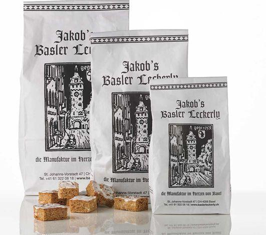 Le « Läckerli » de Bâle, entre histoire et émotion