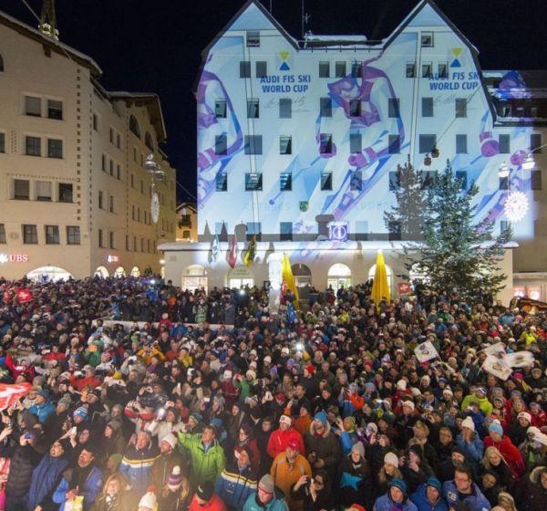 L'hiver événementiel de St-Moritz