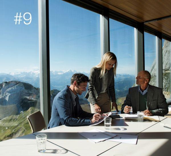 Les 10 tendances du séminaire de direction #9