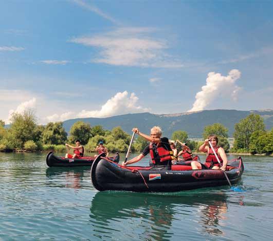 10 activités aquatiques pour votre prochain séminaire