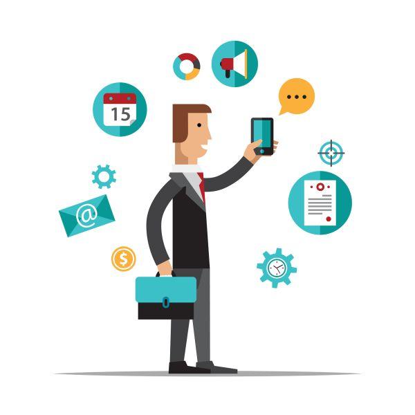 L'intelligence commerciale dans la prospection avec les réseaux sociaux professionnels