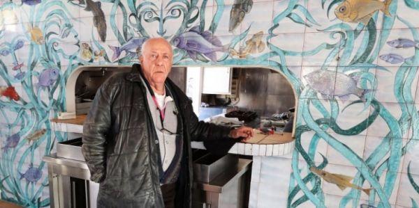 Une fresque de Jean Marais démolie par la préfecture