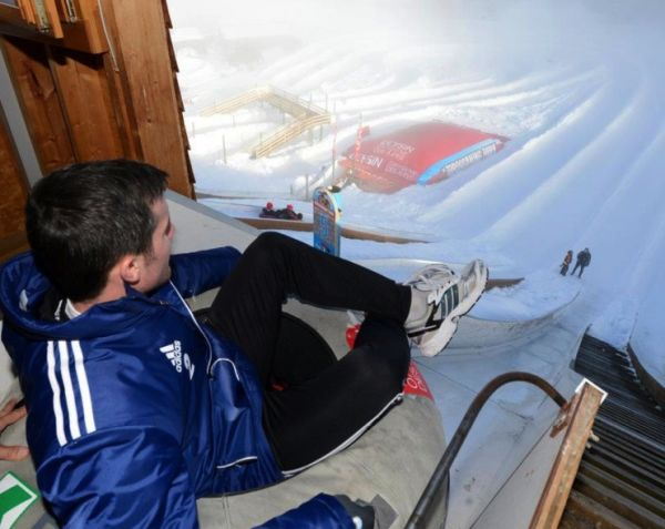 #WinterEventsAreComing #4-Les sensations fortes et glacées du Tobogganing Park
