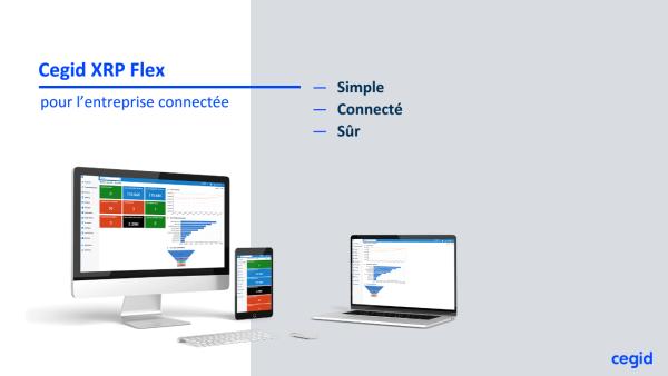 Cegid fait son entrée dans l'ère du SaaS natif avec XRP Flex, son premier ERP natif cloud
