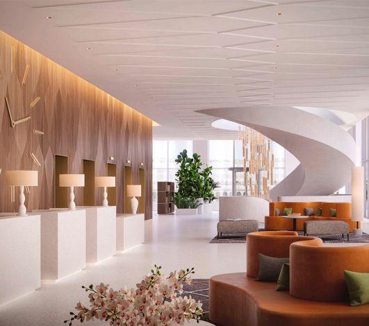 Ouverture du Mövenpick Hôtel Bâle, un nouveau  « gros porteur » taillé pour le Mice