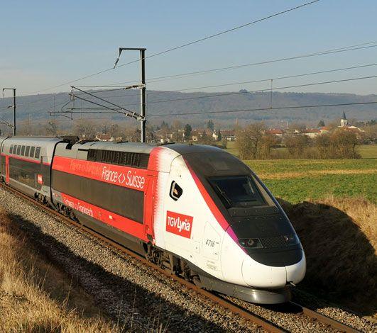 Embarquer à bord de TGV Lyria pour son séminaire en Suisse : nouveautés 2020 et mode d'emploi pour #eventprofs