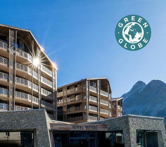 L'hôtel Valsana Arosa, un champion de la RSE pour un séminaire à la montagne.