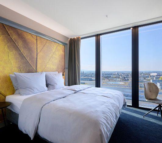 L'hôtel Ramada Plaza Basel City Center devient le Hyperion Hotel Basel